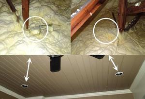 #IAQS SPF Spray Foam Insulation Inspections