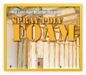 #IAQS SPF Spray Foam Insulation Inspections #SPF